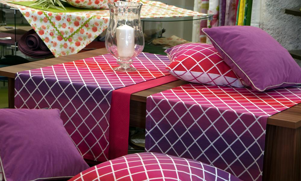 Tischdecken und Accessoires